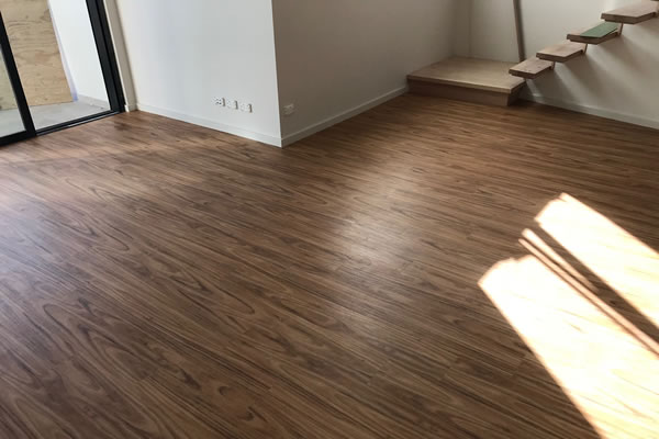 Flooring with sound proofing
