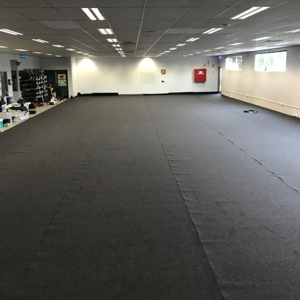 Joining Commercial Carpet
