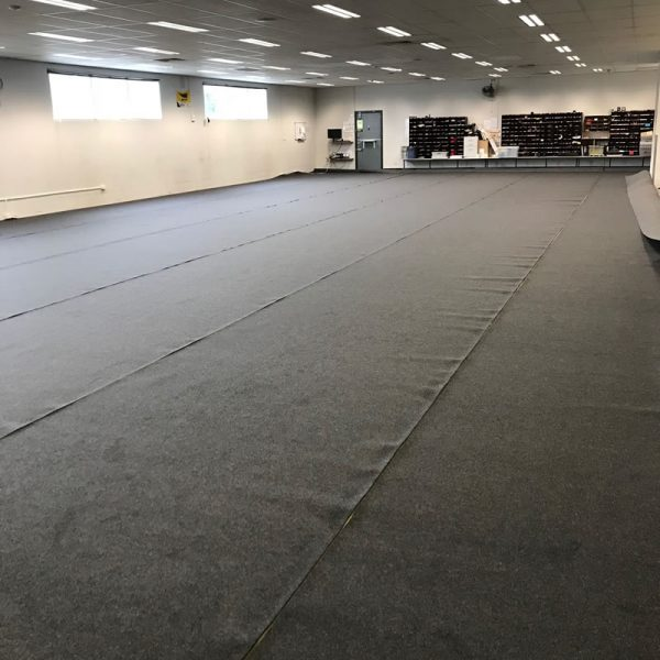 Rolled Commercial Carpet