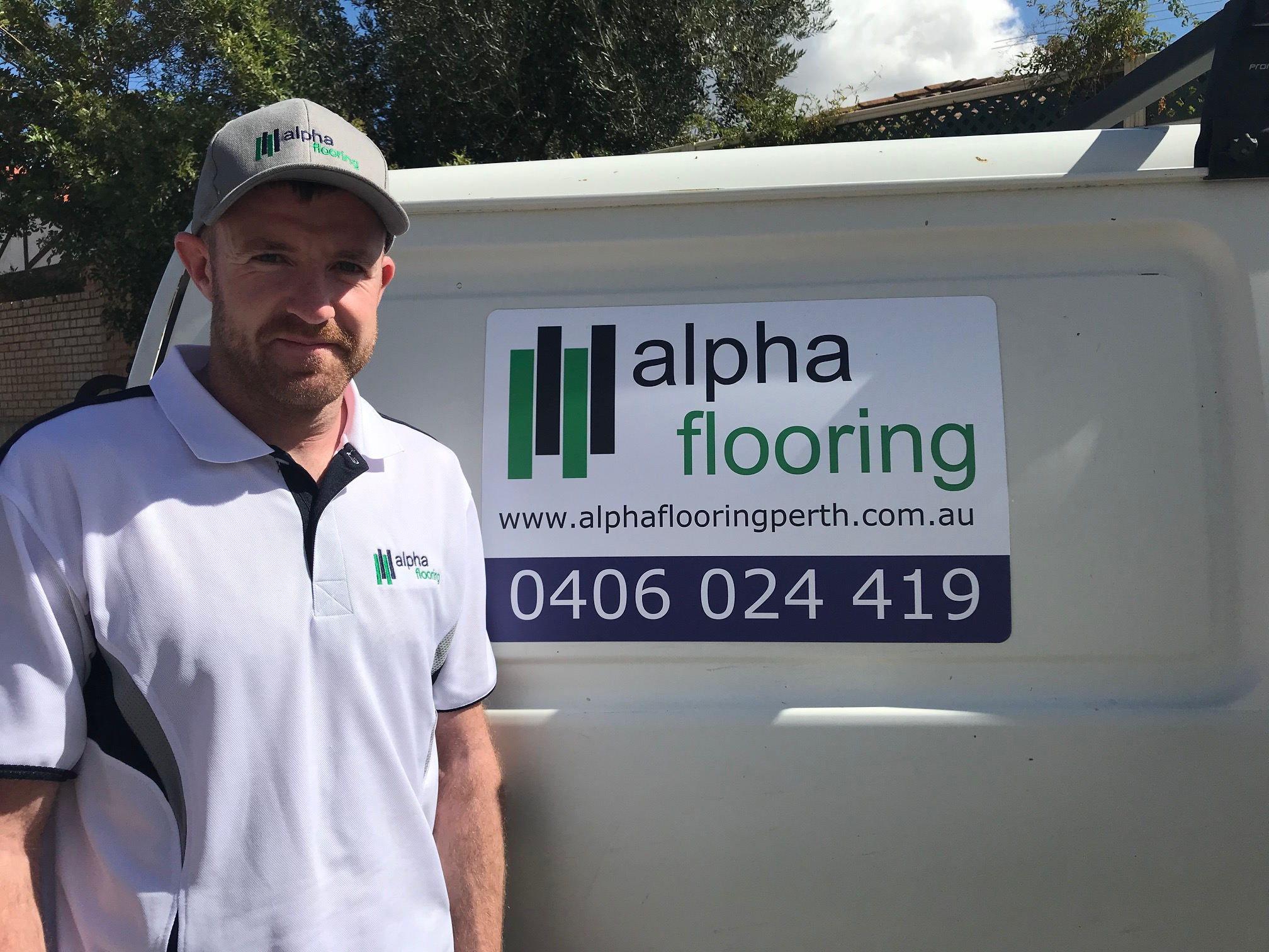 Chris Lynch Flooring Installer
