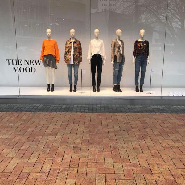 Laminate Shopfront