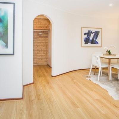 Oakleaf Laminate Flooring